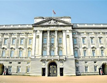 Sealinks invite to Buckingham Palace