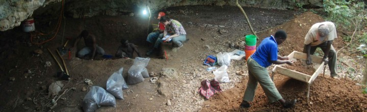 New evidence from Ukunju Cave